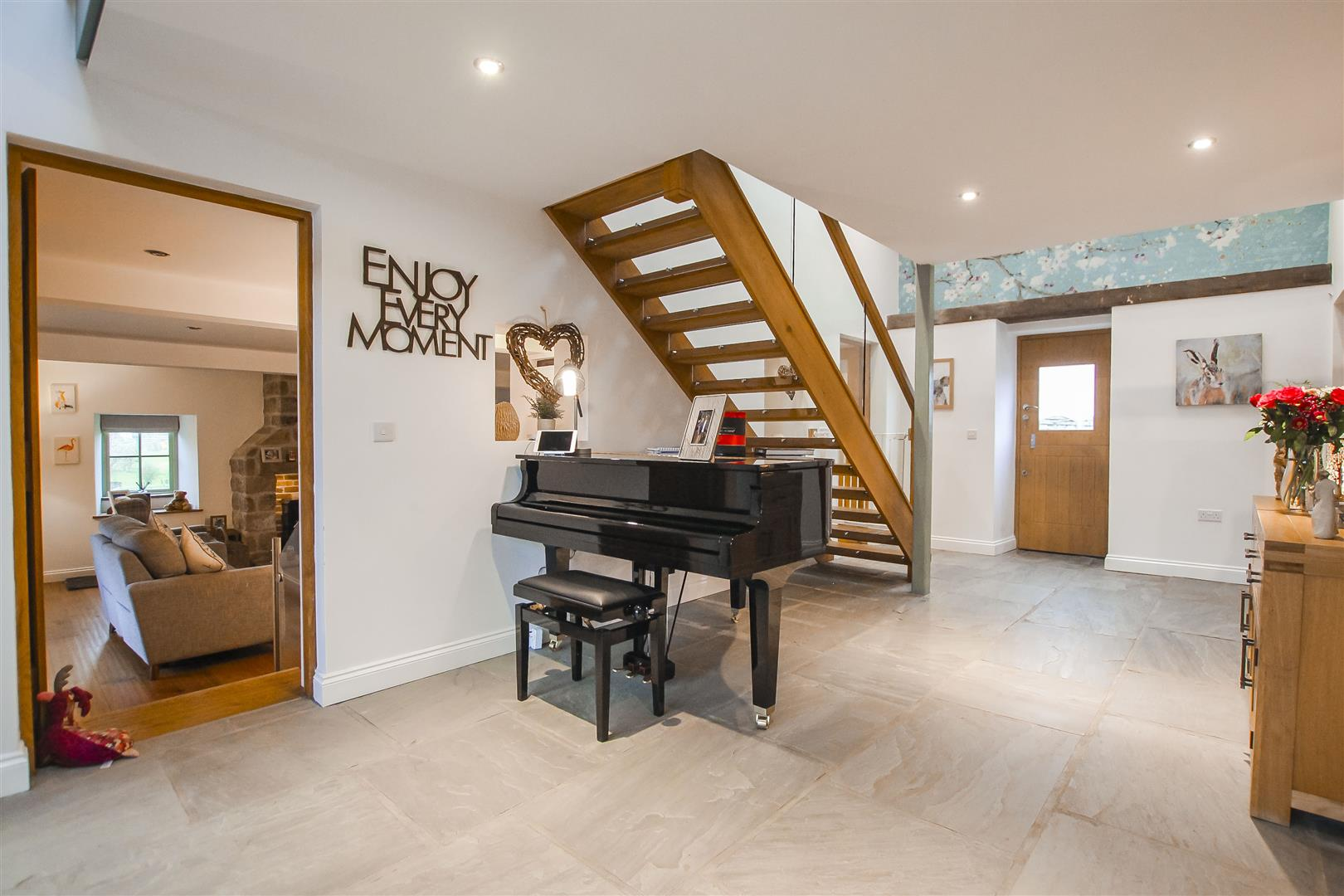 4 Bedroom Barn Conversion For Sale - Hallway